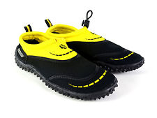 Swarm JUNIOR Beach Shoe Black/Yellow